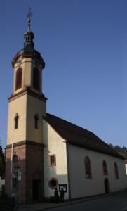 Quelle: Evangelische Kirchengemeinde Heiligkreuzsteinach, Steffen Banhardt